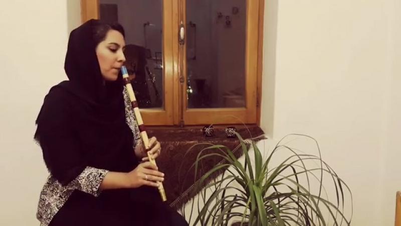 ♫ Персидский нэй | Sheida Ghazi