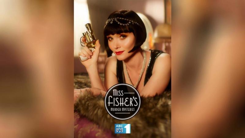 Леди-детектив мисс Фрайни Фишер (2012