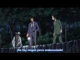 El Detectiu Conan - 612 - Castell Inubushi - La flama del gos endimoniat (Petjades) (Sub. Castellà)