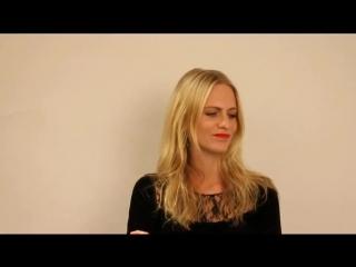Прослушивание: Поппи Делевинь на роль Саманты Джонс в сериале «Дневники Кэрри», 2013