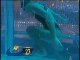 Near Drowning World Record