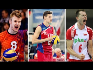 Volleyball Aces in a row - Volleyball best moments