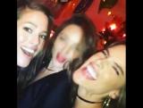 Ashley Graham, Miranda Kerr & Alessandra Ambrosio