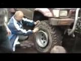 Как быстро накачать шину