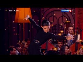 Синяя птица. Шариф Мирханов и Анна Долгополова. Бальный танец