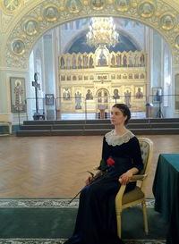 Анастасия Безинских