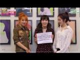 160912 Irene, Seulgi, Wendy (Red Velvet) @ наказание на радио SuKiRa [рус.саб]