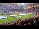 La Marseillaise à Marseille France Allemagne semi-final euro 2016 7 juillet 2016