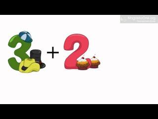 Урок 48 Математика 1 клас. Таблиці додавання і віднімання числа 2. Частина 1