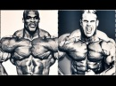 THE RIVALS RONNIE COLEMAN vs JAY CUTLER