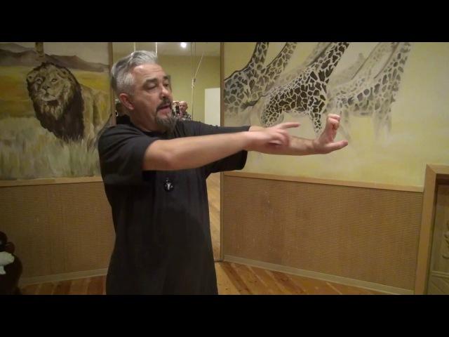 Георгий Шаман. Гор. Тымнетагин. Упражнения для развития плечевого пояса