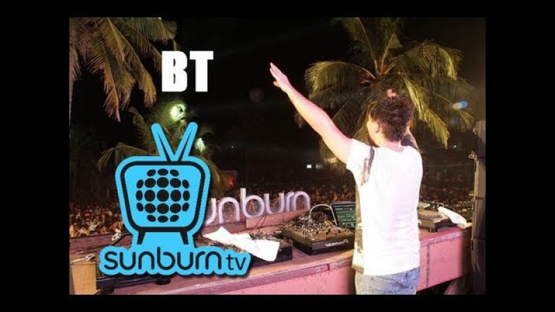 BT @ Sunburn Goa 2012