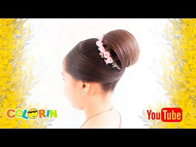 Peinados para primera comunión   Peinados para grados   stylish hairstyle