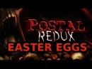 Postal Redux Easter Eggs (1080p) HD