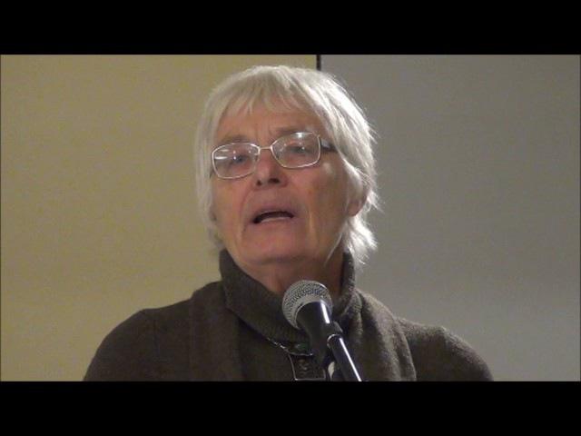OLGA SEDAKOVA PUBLIC READING with Translators Talk Copenhagen POESIENS HUS 27 NOVEMBER