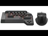 Клавиатура и мышь для PS4 & PS3 HORI TAC4!