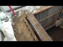 Конструкция ямы для кроликов
