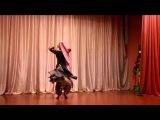 Алена Арсентьева (Lana AlAr). Персидский танец