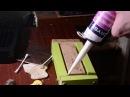 Изготовление формы из строительного силиконового герметика Форма для искусственного камня Часть №2