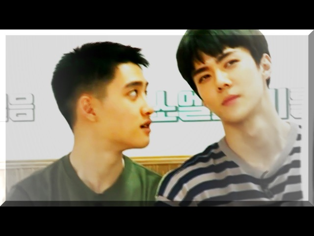 [Sesoo] Sehun x D.O What I like about you