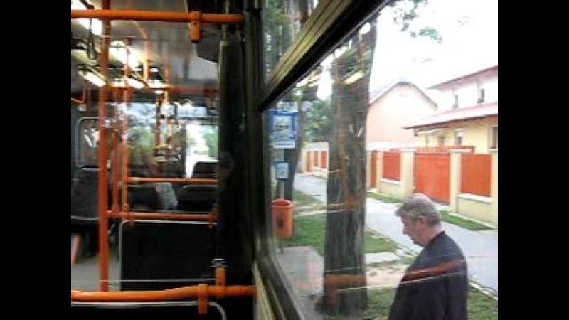 Budapest Bus KAZ-051 71 imre tér-határ utca (ikarus 263 VT-Transman)