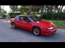 SOLD 1989 Pontiac Grand Prix TGP