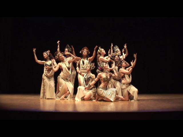 Eva Sampedro´s Tribal Ballet (The Taste of Love)(15-05-2016)