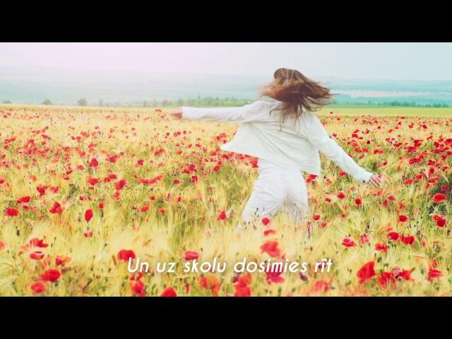 Katrīna Bindere un Dzeguzīte - Labāk nevar būt (Lyric video)