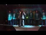 Абхазская песня в исполнении Шамиля Хубиева и его ансамбля на фестивале «Ночи Д ...