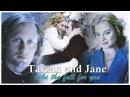 Tarzan and Jane || fall for you (HB LORE)