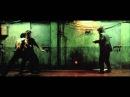 Боевая сцена 2 - Олдбой / 2003 Бьется против огромной толпы