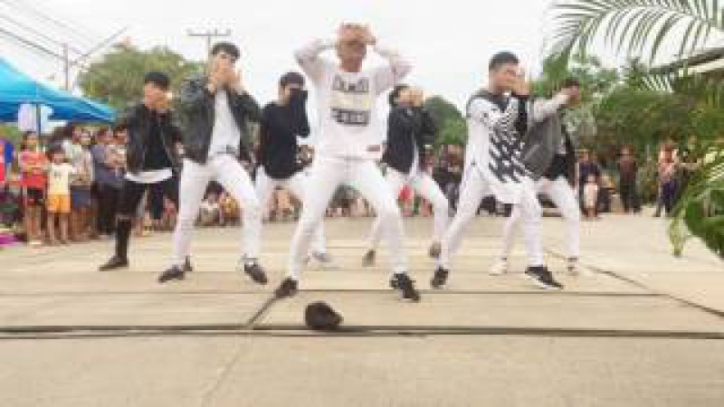"""BTS - """"Blood Sweat & Tears Fire"""" Cover Dance by _`B.2-Seat'"""