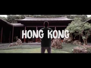 Travel to Hong Kong by Antoine Janssens (Music: Rivver - Depth feat. Gabriella Hook)