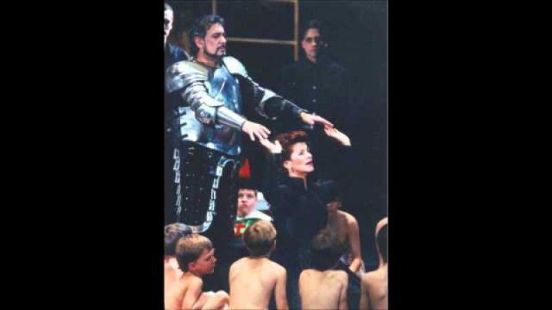 LE PROPHETE- DOMINGO- BALTSA- LIVE WIEN STAATSOPER, MAY 21, 1998