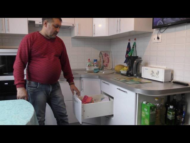 Кухня в деревне Боброво Восточное Бутово