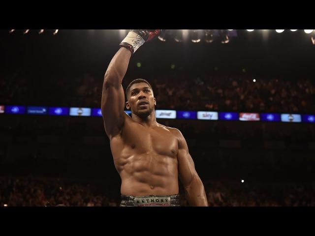 Anthony Joshua - Ultimate Highlights Motivation