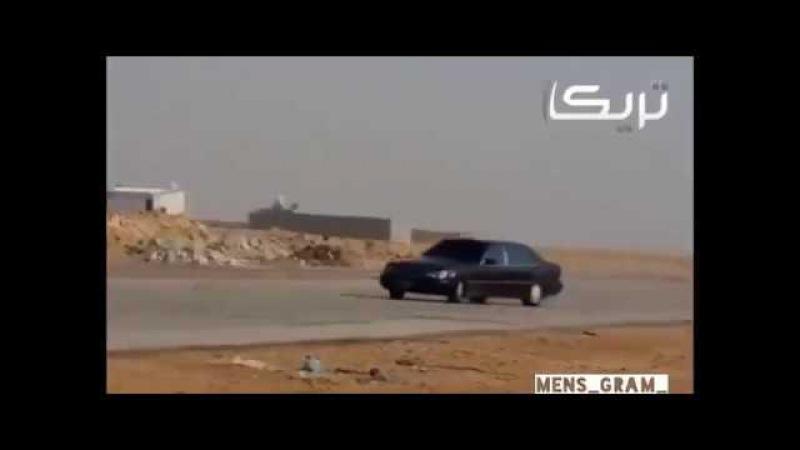 Вот что творят арабы на s600 кабан 200 кмч валят бочком арабские приколы