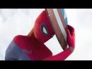 Пародия на нового Человека-Паука Первый Мститель Противостояние