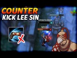 League Best Plays #39: HOW to counter Kick Lee Sin (League of Legends)