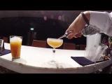 Brandy Crusta at City Space bar &amp lounge