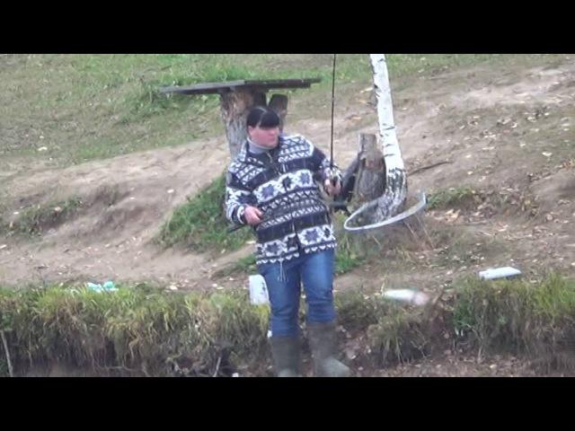 23.10.2016 День спиннингиста на ВИП-Триал Веселая рыбалка