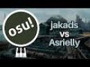 Jakads vs Asrielly Team Grimoire - G1ll35 d3 R415 L45T C4LL