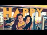 Happy (Pharrell) - Sam Tsui &amp Sariah Cover