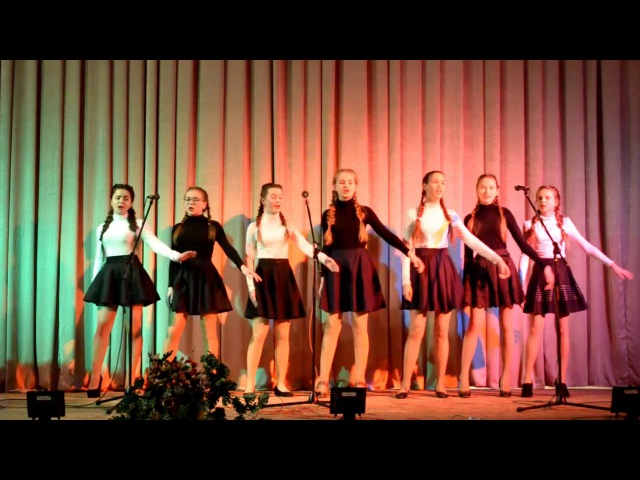 12 «Намалюй мені ніч» виконує вокальний ансамбль «Щебетушки» керівник Юлія Голі ...