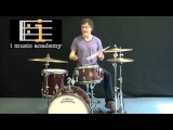 How To Play a 2nd Line Drum Beat with Mark Lanter