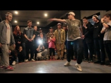 Dnepr Extreme Open Battle 2017  Hip-hop pro final  BadaBoom vs James