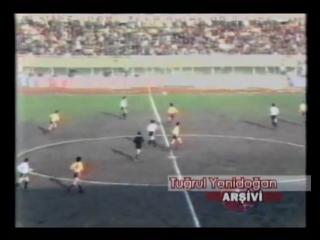 Lig Özetleri - 1985 - 1986 Sezonu - 14. Hafta - Beşiktaş 0 - 0 Galatasaray