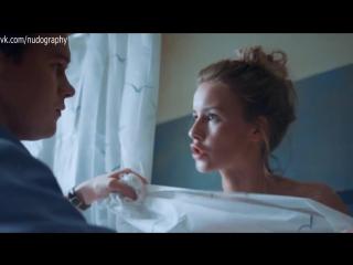 Ирина Старшенбаум голая в сериале Крыша мира (2016)