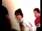 The Acid King Ricky Kasso ACDC Shirt Say You Love Satan 666 PCP