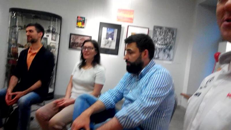 Встреча клуба Алмазного Огранщика 1 августа 2016